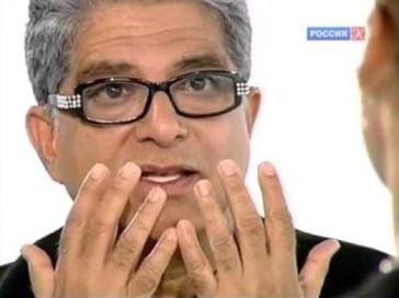 белая студия дипак чопра видео